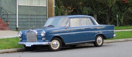 61 Mercedes