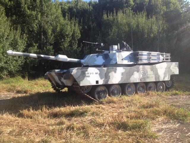 M1A Abrams