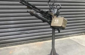 DshK 41 Anti Aircraft