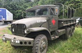 GMC M211 6×6