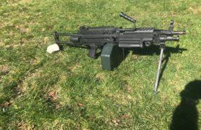 FN Minimi/M249 Squad Automatic Weapon (SAW)