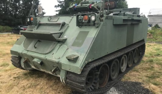 M113A3 TLAV