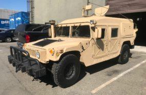 M998 HMMWV Humvee