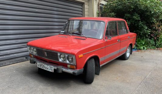 1990 Lada 1300SL